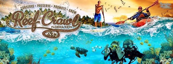 Florida Keys 'Reef Crawl' To Take Place In August 2
