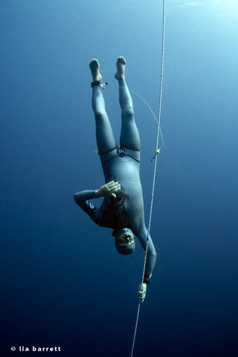 Daniel Arias - 75m Free Immersion (FIM)