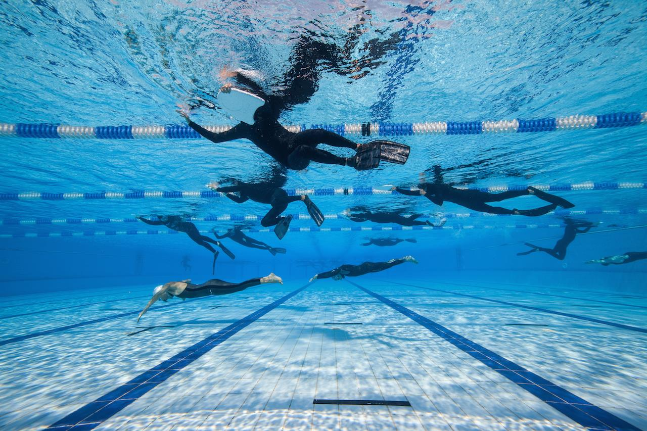 [GALLERY] AIDA Freediving Pool World Championships 2015 - DNF Qualifiers 17