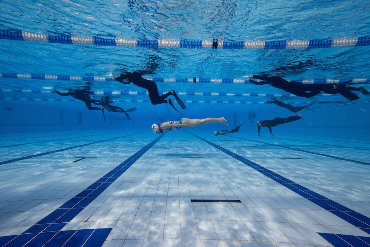 [GALLERY] AIDA Freediving Pool World Championships 2015 - DNF Qualifiers 20