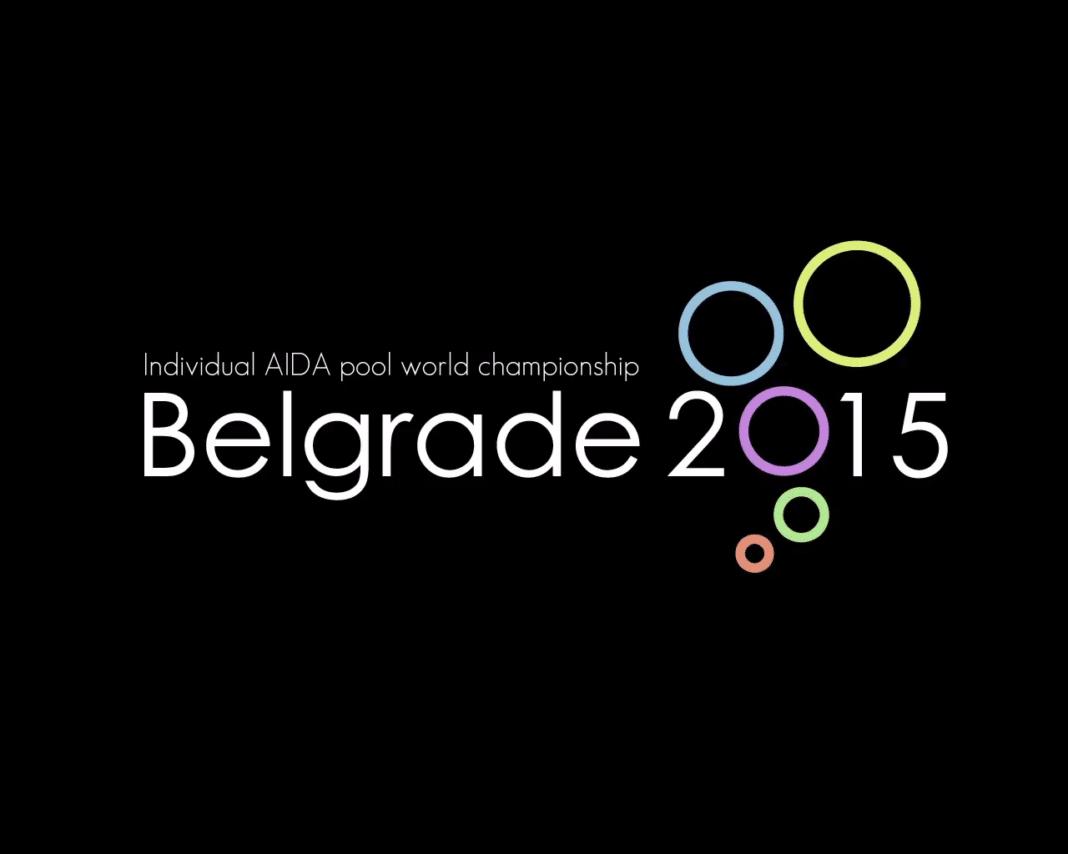 AIDA 2015 Pool World Championships in Belgrade Kicks Off This Week 2