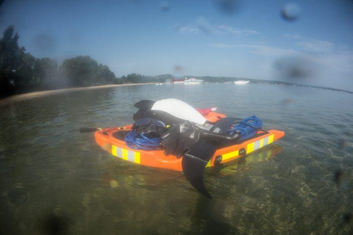 Dol-Fin Floating Platform