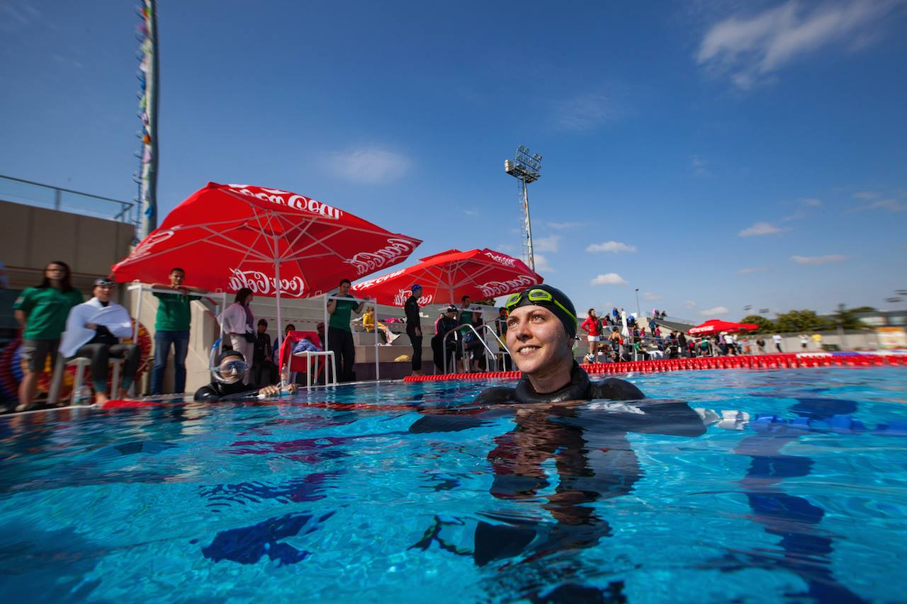 [GALLERY] AIDA Freediving Pool World Championships 2015 - DNF Qualifiers 19