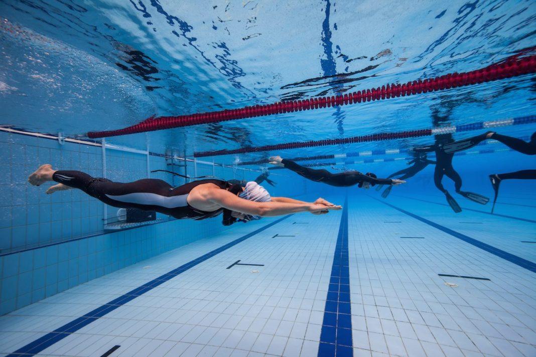 Julia Kozerska Sets New CMAS Pool Freediving World Record 2