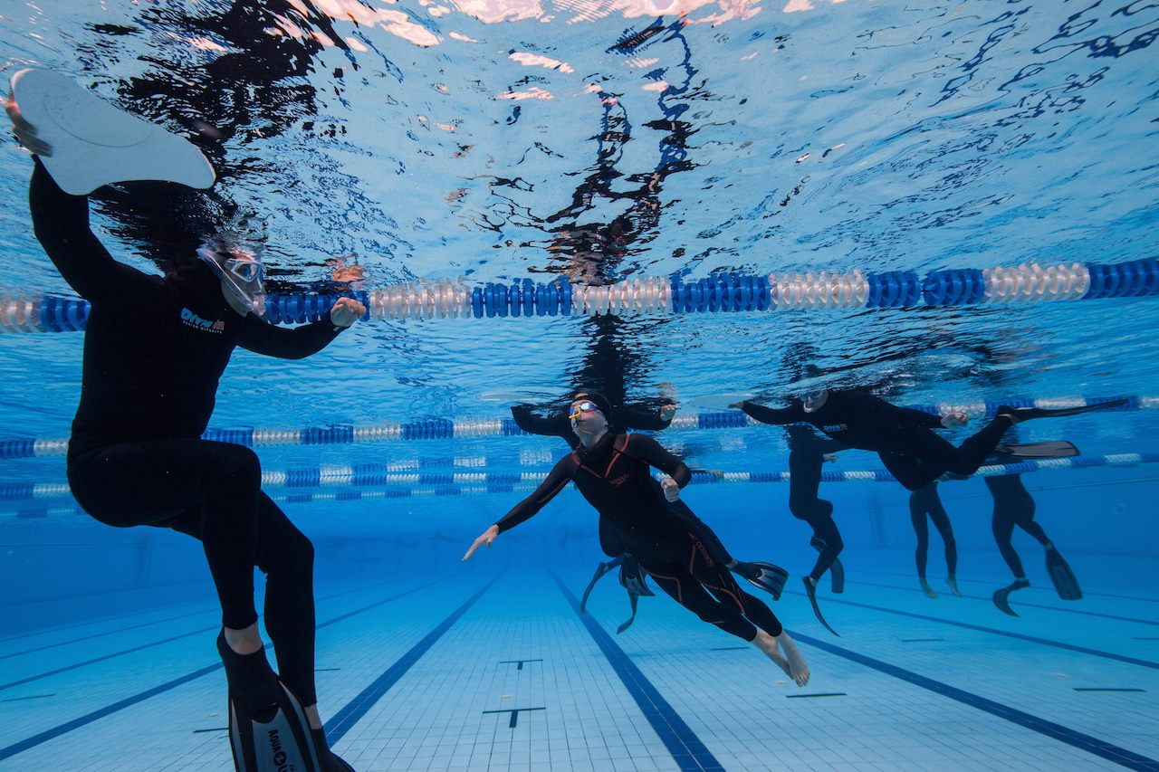 [GALLERY] AIDA Freediving Pool World Championships 2015 - DNF Qualifiers 6