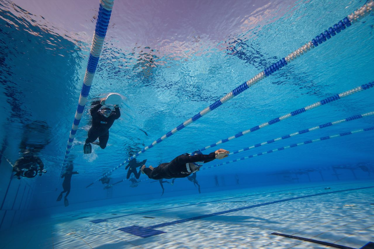 [GALLERY] AIDA Freediving Pool World Championships 2015 - DNF Qualifiers 22
