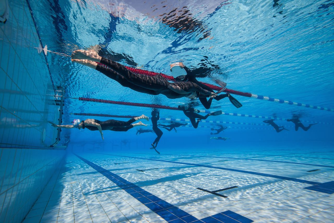 [GALLERY] AIDA Freediving Pool World Championships 2015 - DNF Qualifiers 14