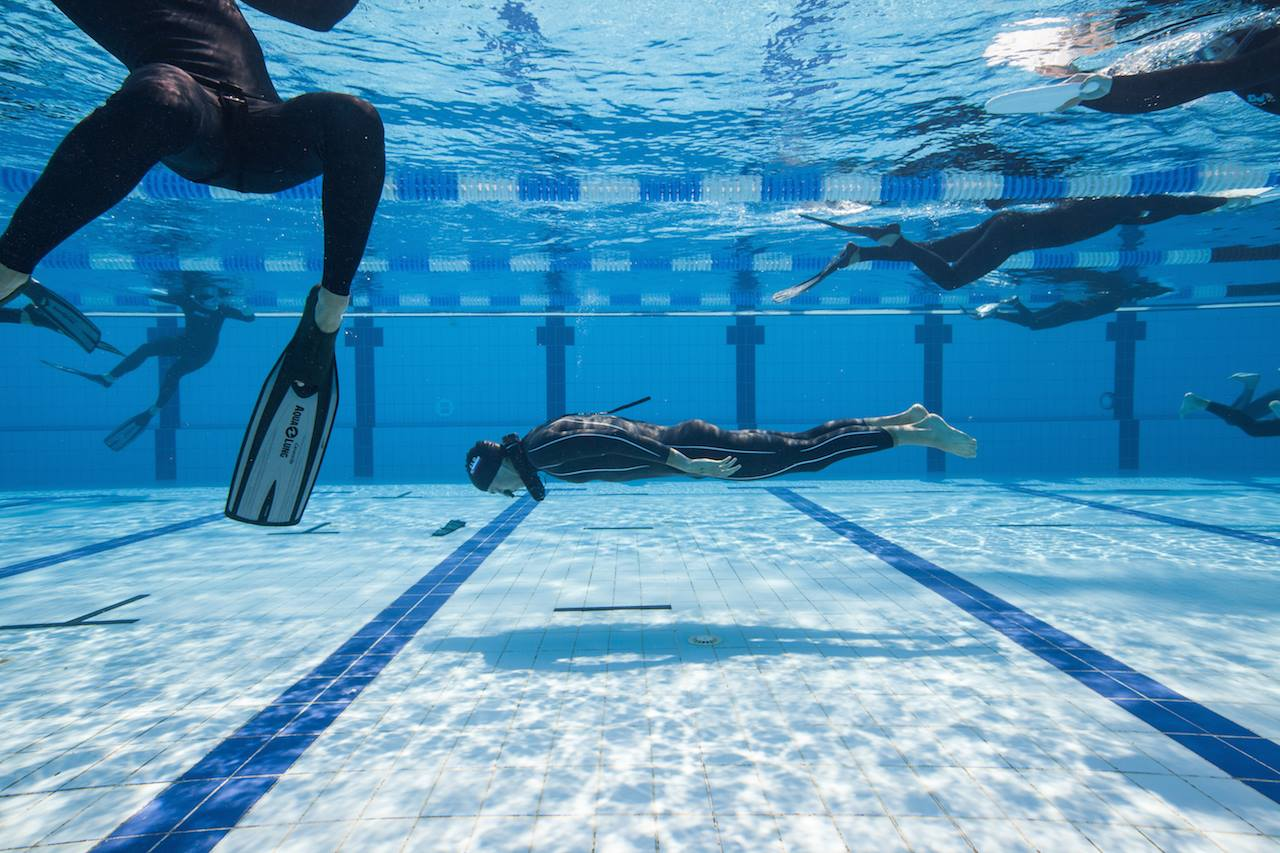 [GALLERY] AIDA Freediving Pool World Championships 2015 - DNF Qualifiers 18