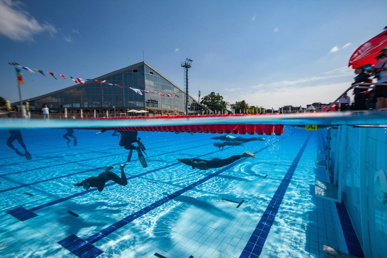 [GALLERY] AIDA Freediving Pool World Championships 2015 - DNF Qualifiers 12