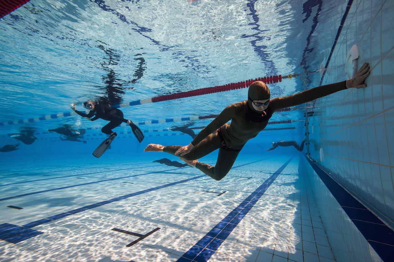 [GALLERY] AIDA Freediving Pool World Championships 2015 - DNF Qualifiers 9