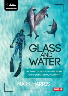 Glass and Water - Freediving Photography Mark Harris