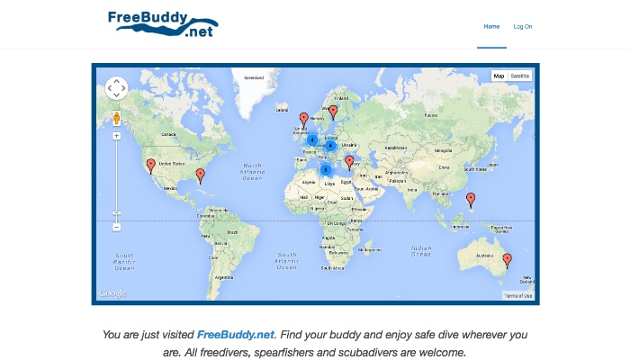 New Freediver Buddy Tool Launched 2