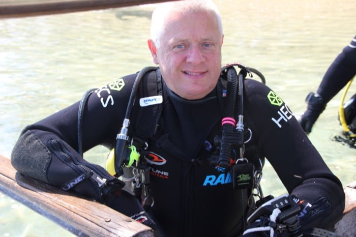 RAID International Appoints Bob Staddon Honorary Advisor On Disabled Diving 1