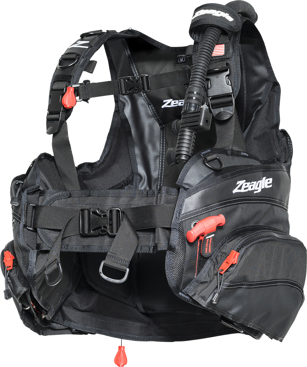 Zeagle's Halo BCD