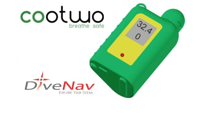 DiveNav Launches Kickstarter Campaign For New Dual-Gas Analyzer 1