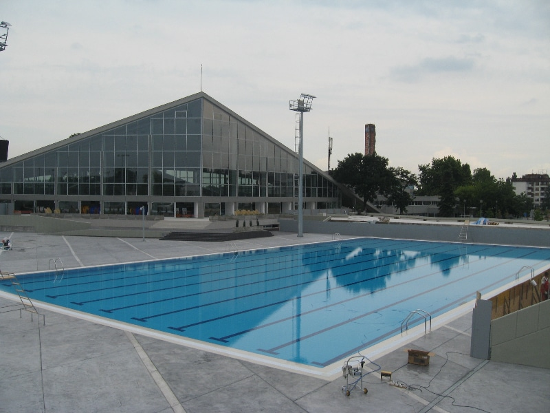 Athletes Frustrated With Pool Conditions At AIDA Pool World Championships In Belgrade