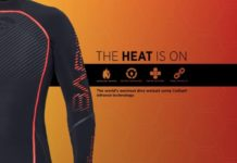 BARE's Newest Wetsuit, the 'Reactive'