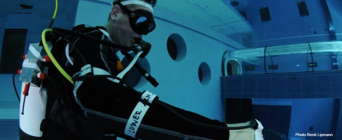 DAN Europe is developing an underwater robot to keep lone divers safe.