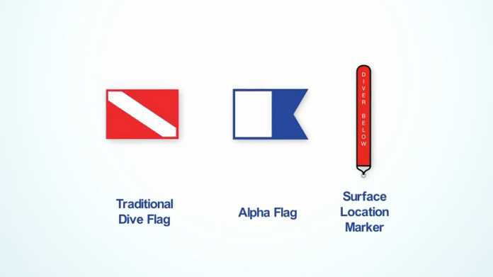 Dive Flag Commercial