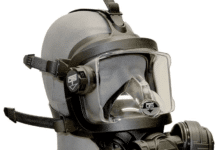 Ocean Technology Systems' New STEALTH Full-Face Mask With SRG-1 Regulator