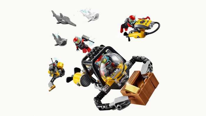 Sylvia Earle LEGO