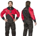 Waterproof USA's New D6 Lite Drysuit