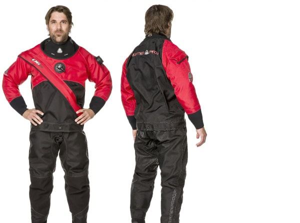 Waterproof USA's New D6 Lite Drysuit