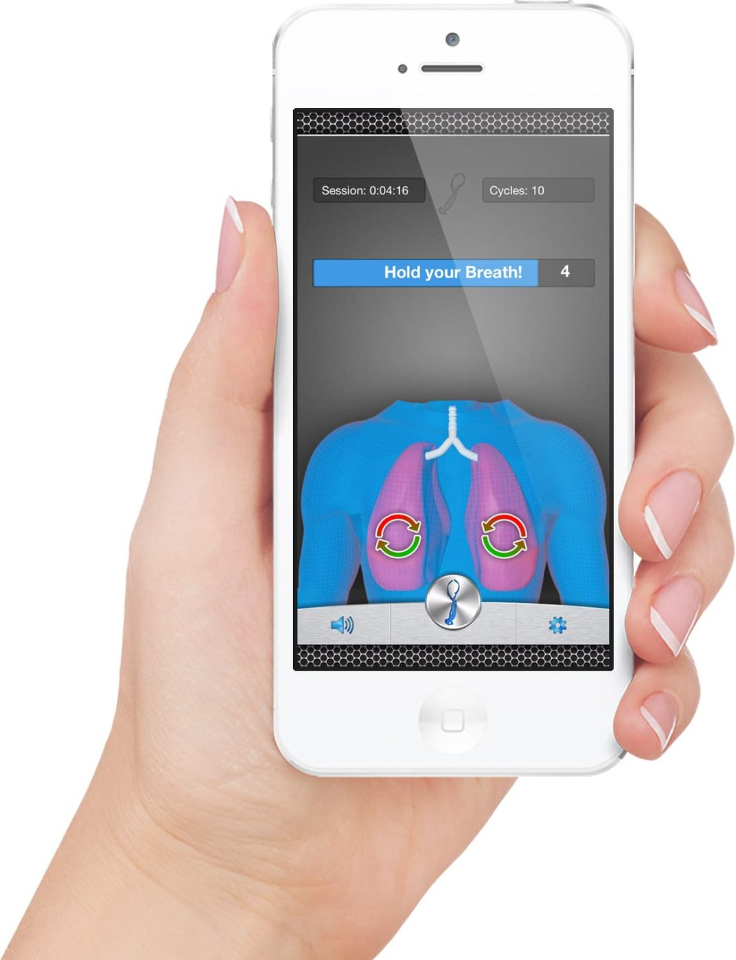 Apnea Trainer App