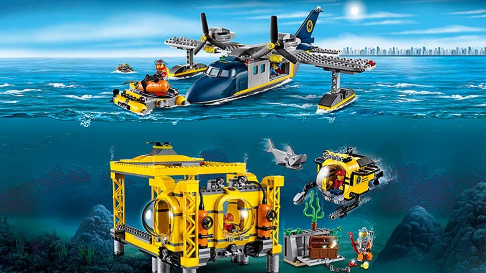 LEGO Releases Sylvia Earle Minifigurine