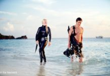 Freedive Paradise Hosted By Team USA Freedivers Mandy Sumner and Kurt Chambers