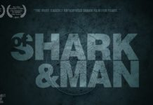 Of Shark And Man Title