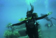 Kuwaiti Diver Reem Abdullah Al Edan Is Vying To Break A Scuba Diving World Record