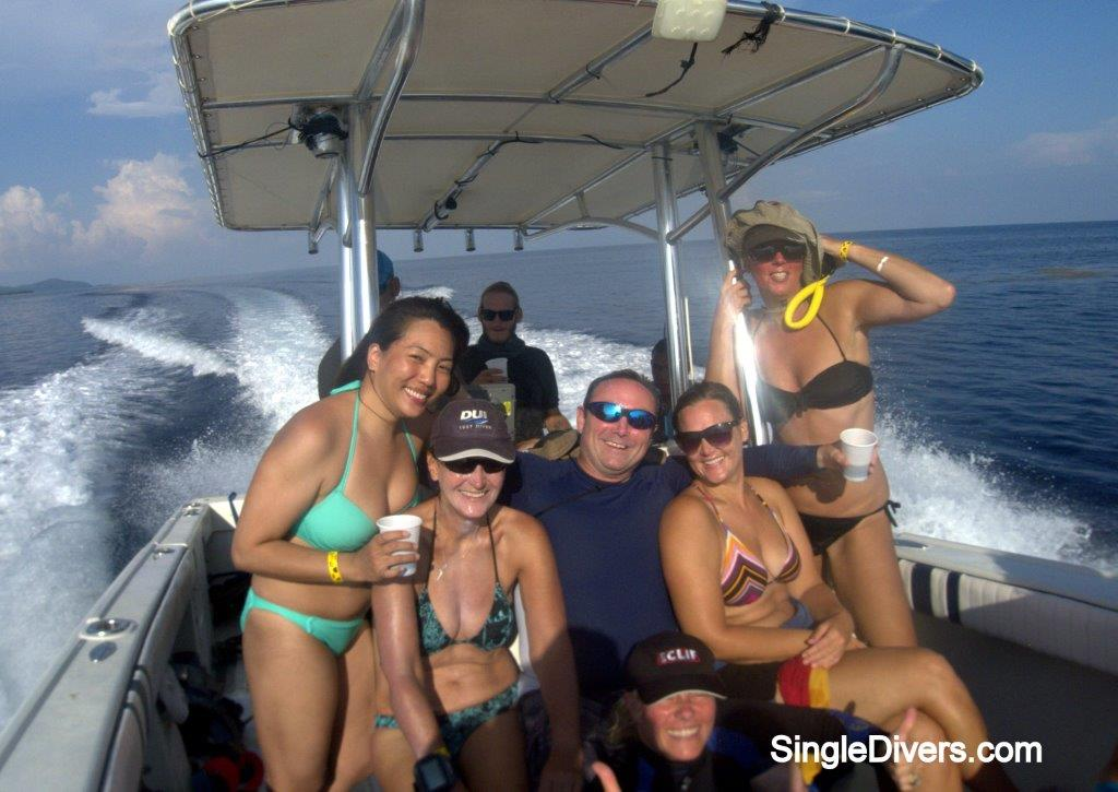SingleDivers.com has updated its website.