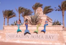 Sheraton Soma Bay Resort In Egypt To Host 'Miss Mermaid' Pageant