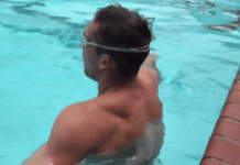 Underwater EMOM — Ben Smith - The CrossFit Games