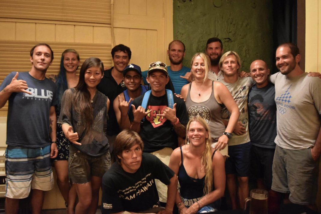 The Winners of Freedive Paradise 2015 2