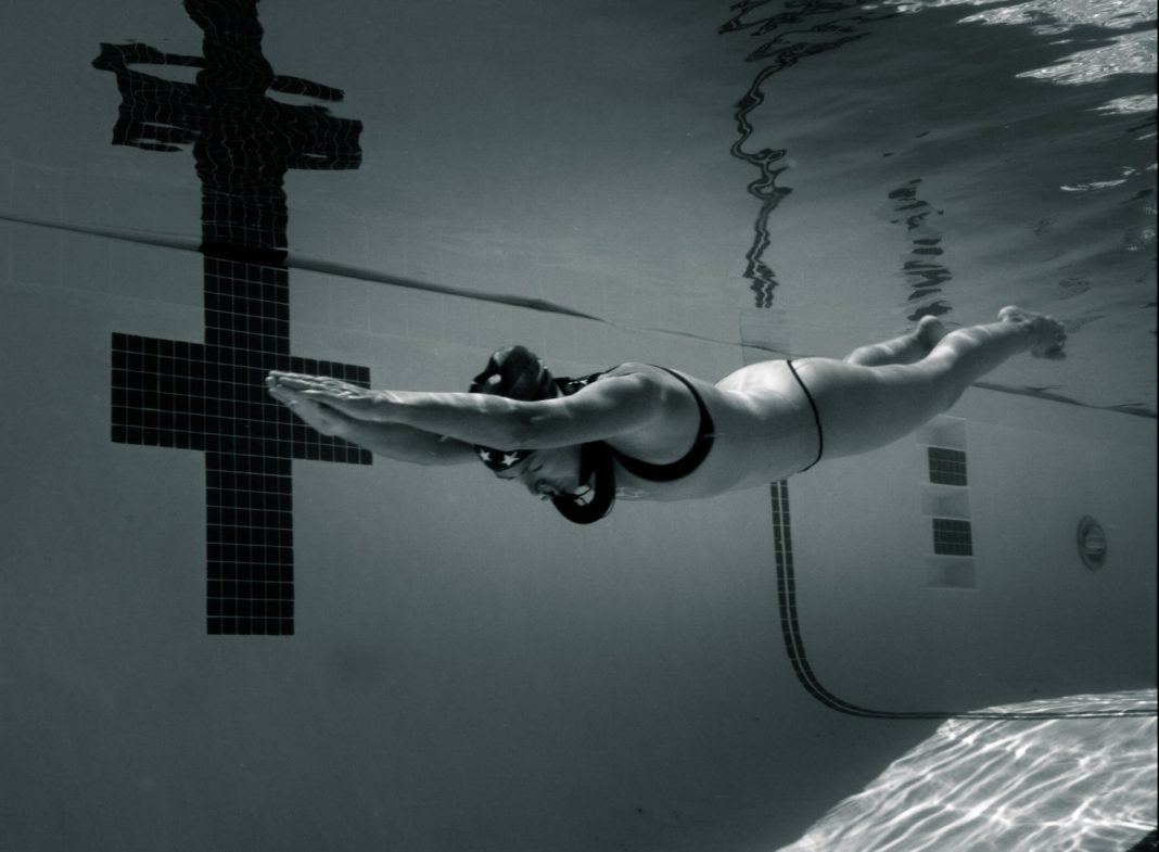 Claire Paris Sets a New Freediving Record for USA 2