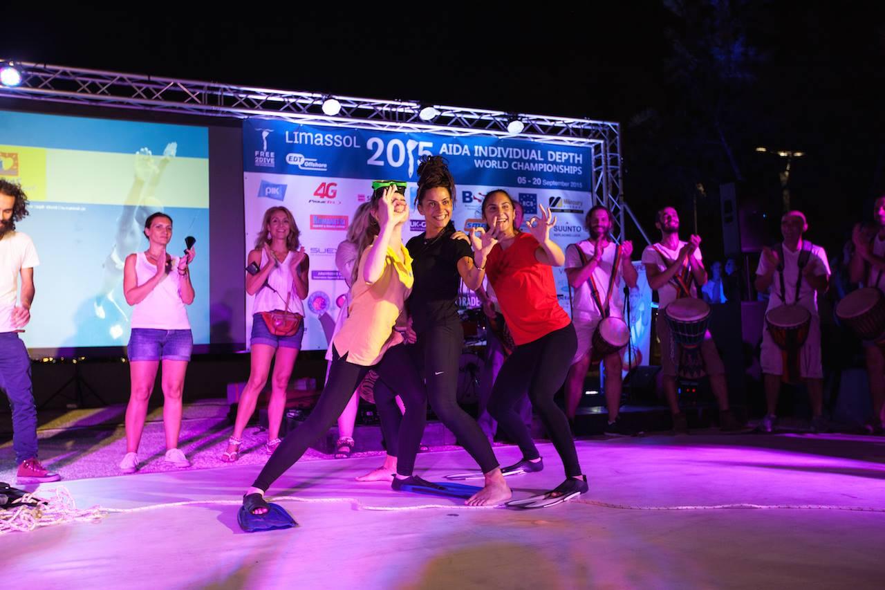 Opening Dance Act #aidaworldchampionship