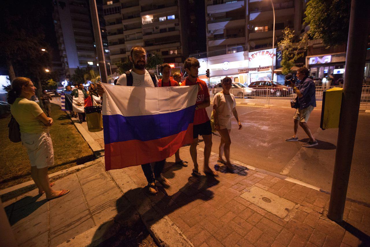 Team Russia #aidaworldchampionship