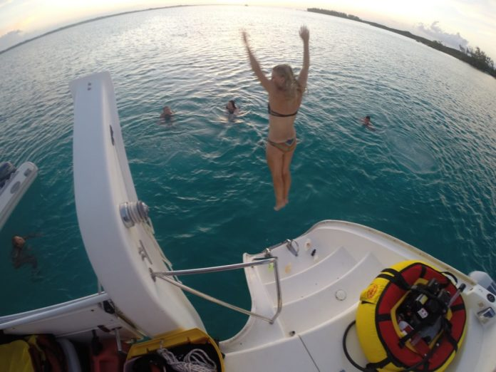 The SUSiE Chronicles: Jumping Off The Cataraman