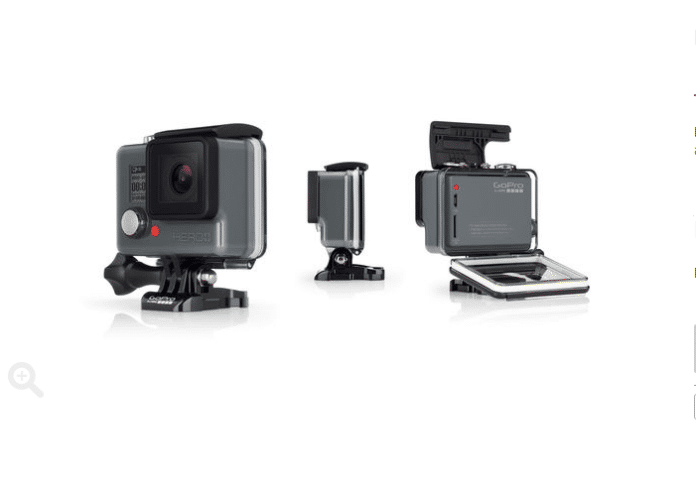 GoPro Introduces Newest Entry-Level Camera