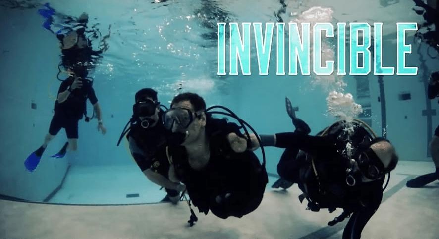 'INVINCIBLE' Diver Daniel Ennett To Dive Off Florida, Bahamas