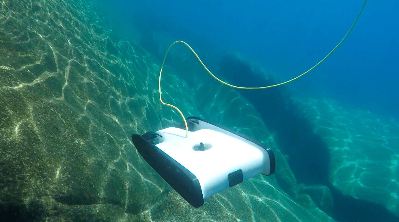 OpenROV Conducting Crowdfunding Campaign For Newest Underwater Drone
