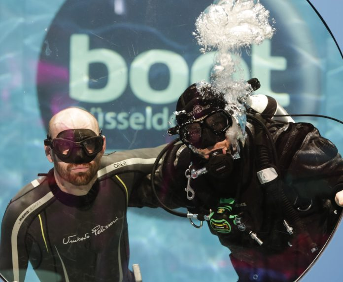 Boot Dusseldorf Trade Show Holding Watersport Video Contest