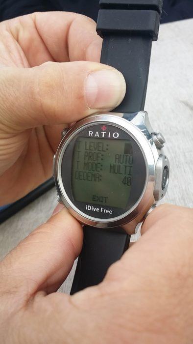 Ratio iDive Free