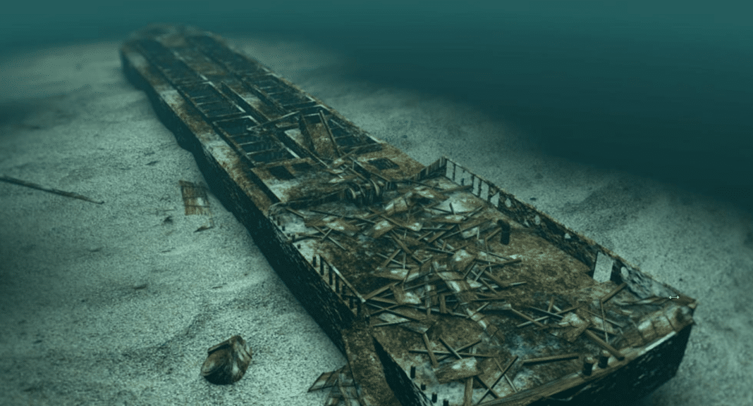 Check Out The Shipwrecks Off The Coast Of Indiana (photo credit: Indiana Department of Natural Resources)
