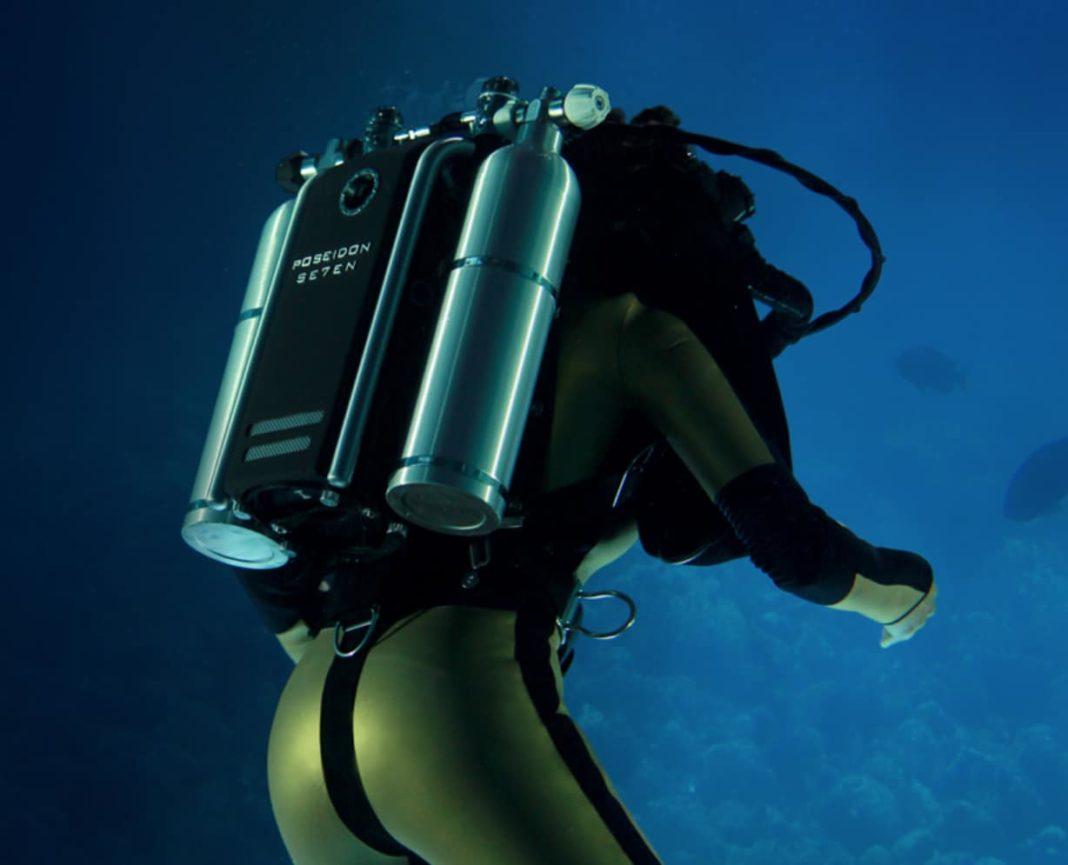 Poseidon Offering 25 Percent Off On Its Se7en Rebreather