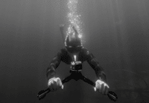 Packpod Underwater