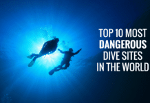 Top 10 Most Dangerous Dive Sites in The World