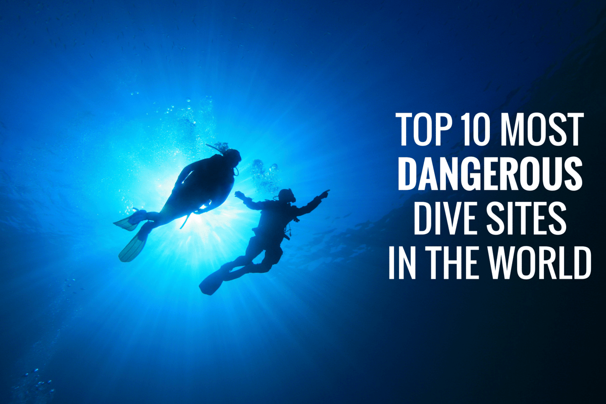 Top Most Dangerous Dive Sites In The Worlddeeperbluecom - The snorkeling guide to florida 10 spots for underwater exploring